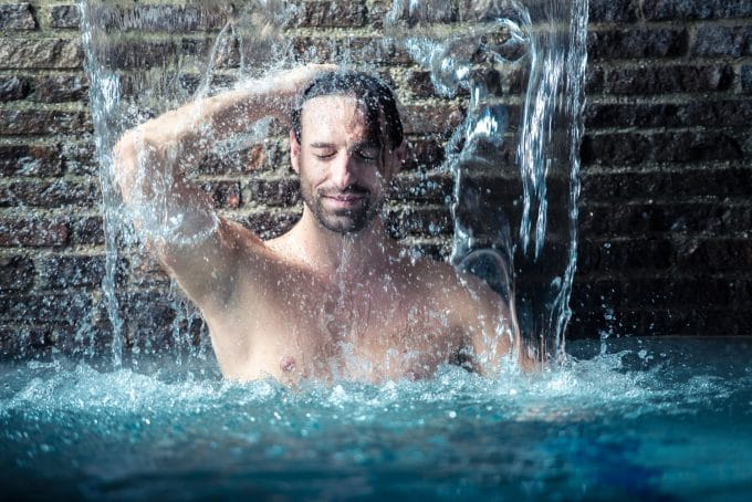 Wellness in der Therme